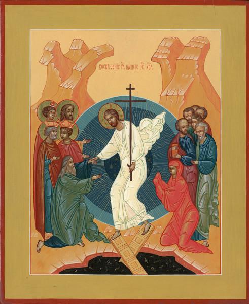 Икона-Воскресения