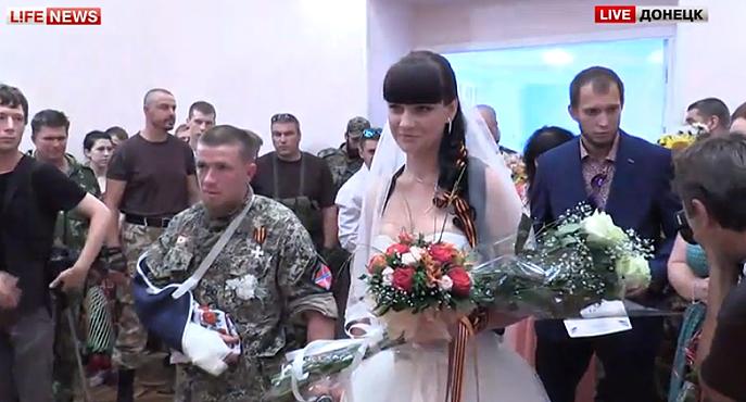 Моторола свадьба