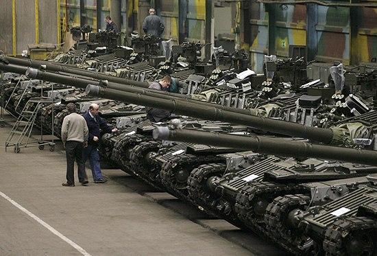 Харьковский Бронетанковый завод