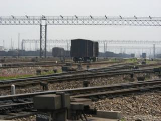 nanxiang railroad yard