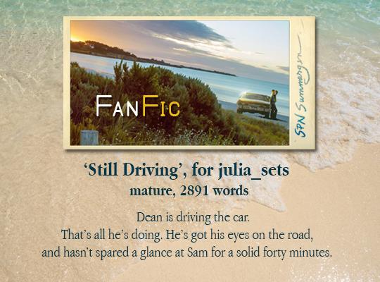 Still Driving, for julia_sets