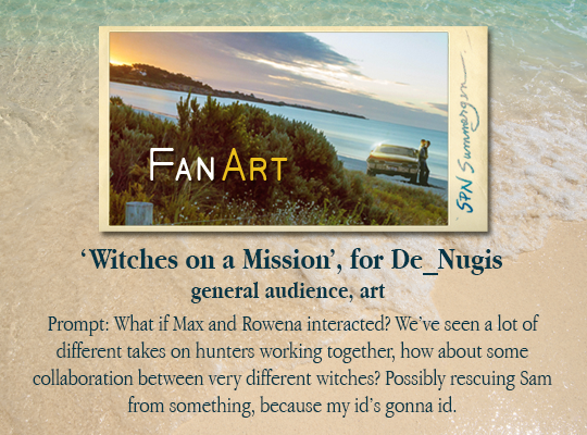 banner for Witches on a Mission, for De_Nugis