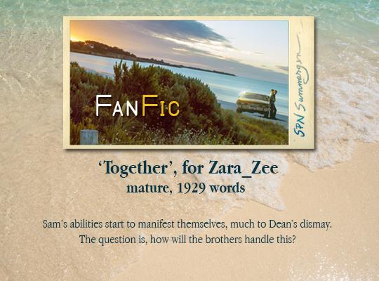 banner for Together, for Zara_Zee