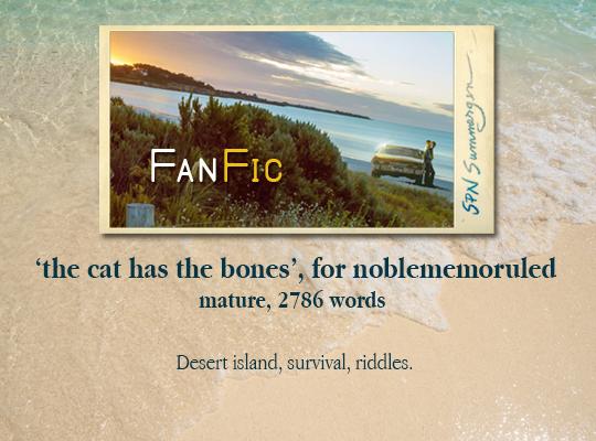 summergenbanner for the cat has the bones