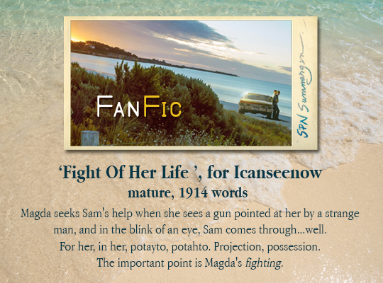 summergenbanner for Fight of Her Life