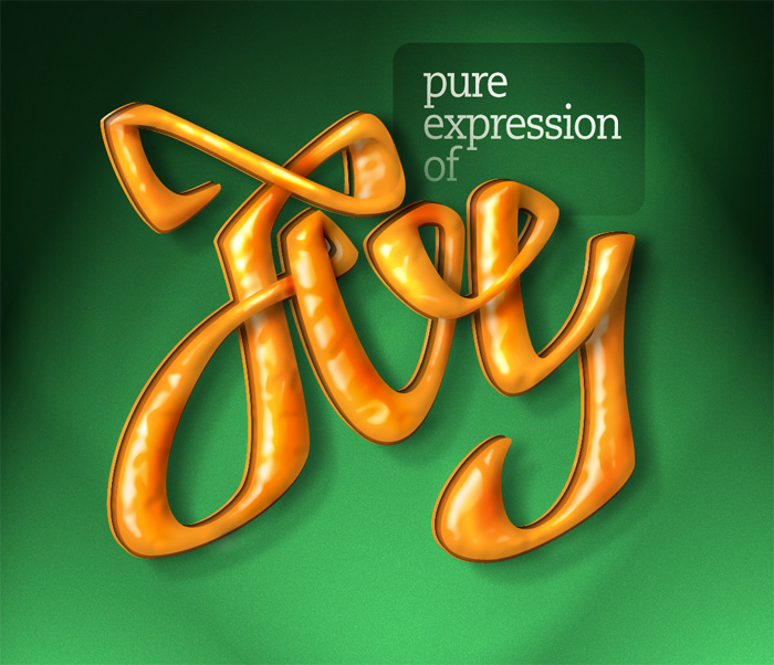 p0029-calligraphy-joy-3d-text
