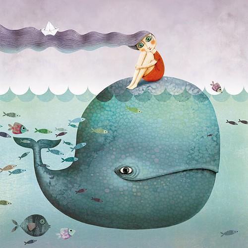 ballena,ilustracion,see,whale,illustration,sweet-6fe963742b76911e82473f3ec632c2ca_h