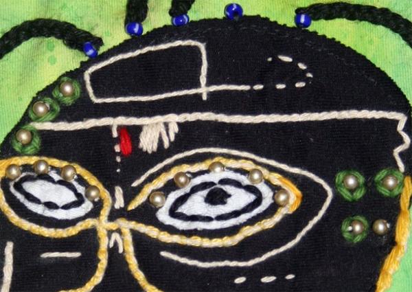 Майка по мотивам картины Жана-Мишеля Баскии. Sumumbrum