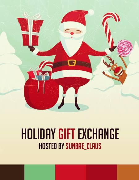 Holiday Gift Exchange Omonatheydidnt Livejournal
