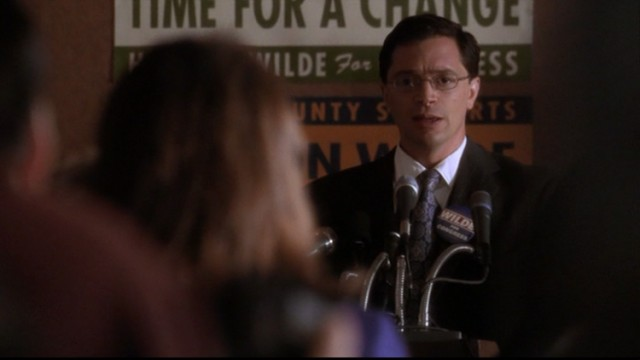 Image result for the west wing season 7 will bailey press secretary