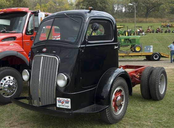 1939 International Harvester D-300
