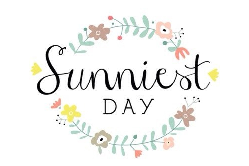 event агенство Sunniest Day