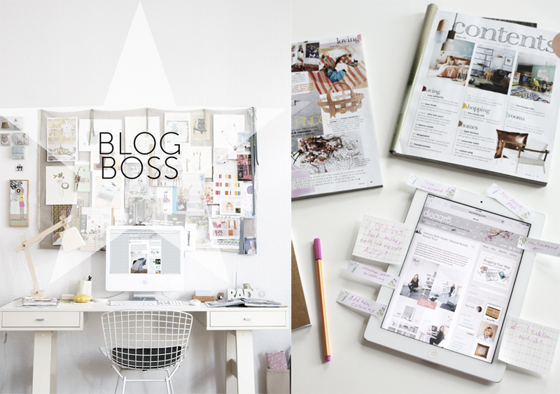 blog boss by decor8 sunniest