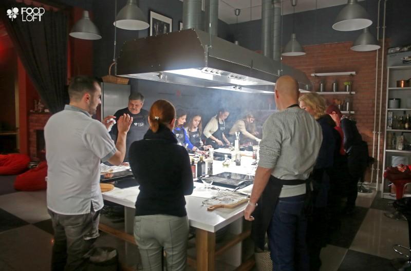 Food loft - кулинарная студия
