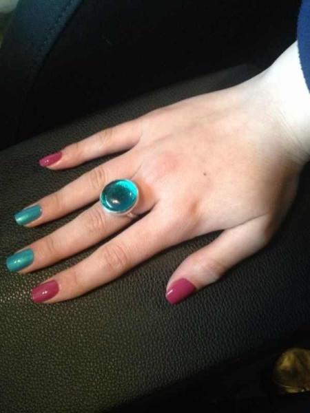 Кольцо Азур