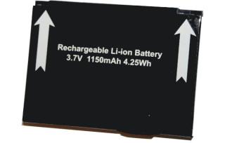 Novatel MiFi 2200 battery 40115114.00 CP-NF2200 S320x240