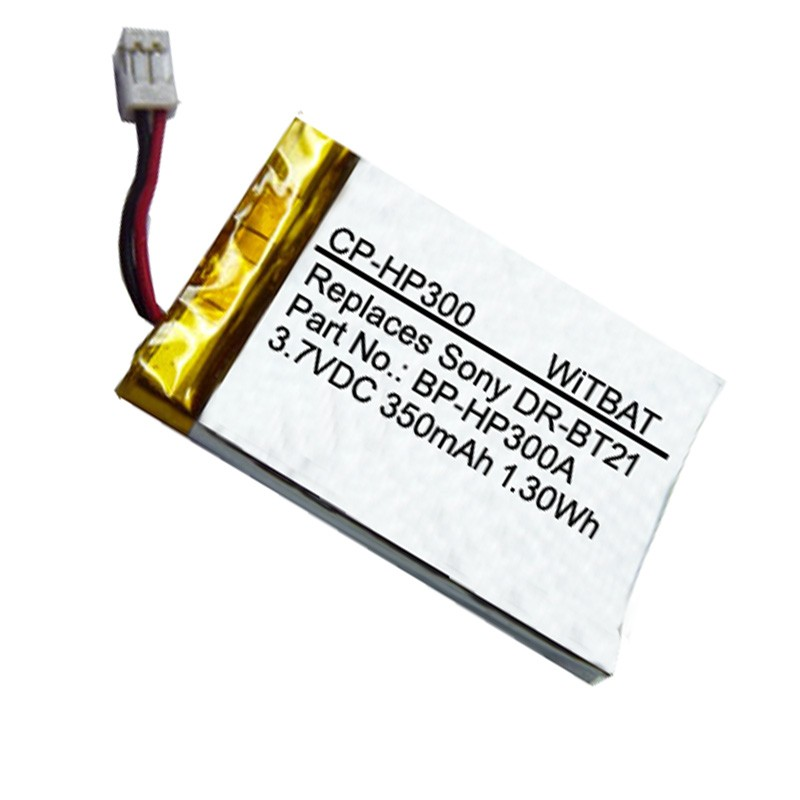 SONY DR-BT21 DR-BT22 HEADSET BATTERY BP-HP300A 35106_800