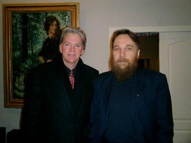 Дэвид Дюк - расист и бывший великий маг Ку-Клукс-Клана