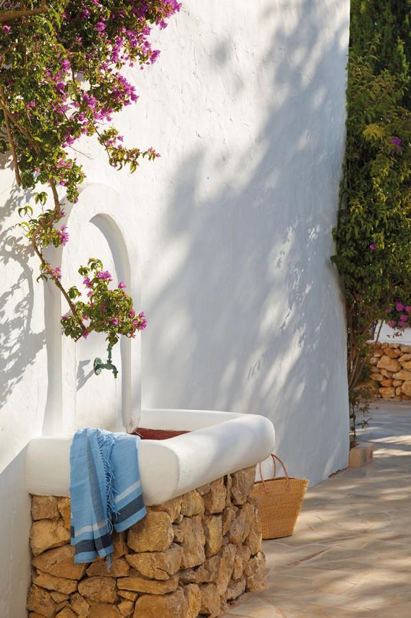 Amenajare în stil mediteranean în Ibiza  2