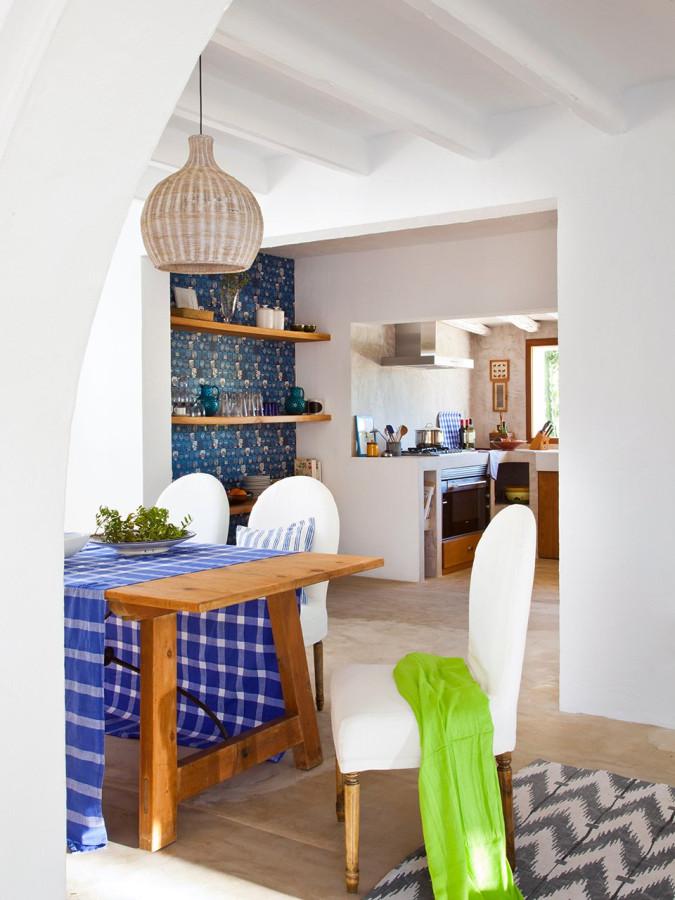 Amenajare în stil mediteranean în Ibiza  7