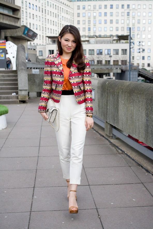 Beibei Wu, blogger