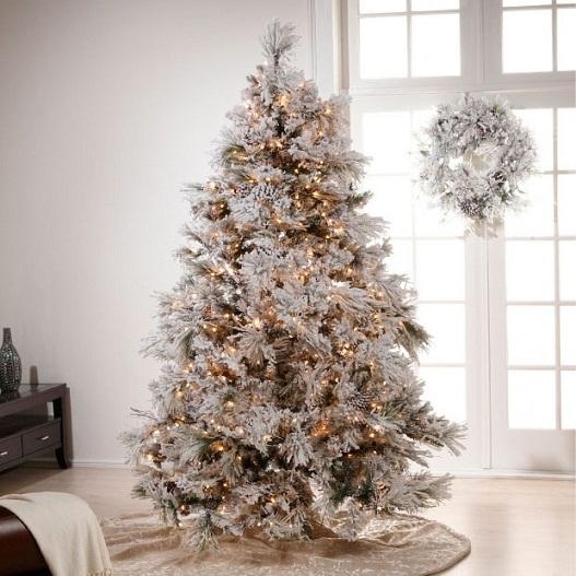 white-gold-christmas-tree-decorating-ideas-inspired-home-designs-white-gold-Christmas-tree-decorating-ideas