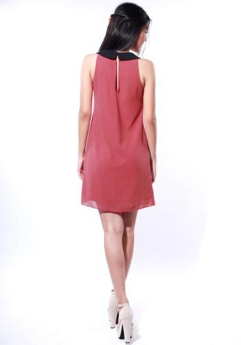 eefdc1f9b0 Richmond Dress in cherry 5 ...
