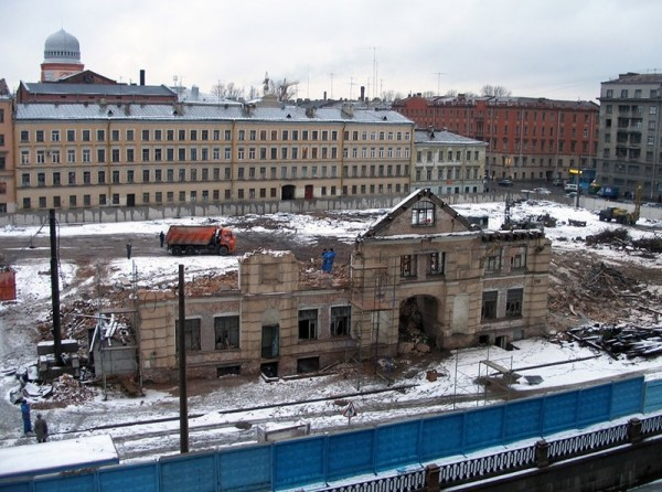 6 бывший литовский рынок