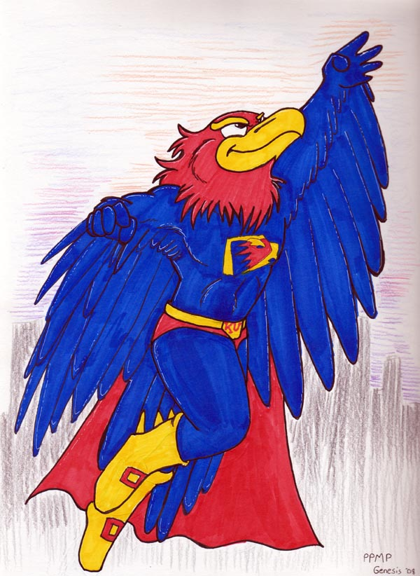 Super Jayhawk Returns!