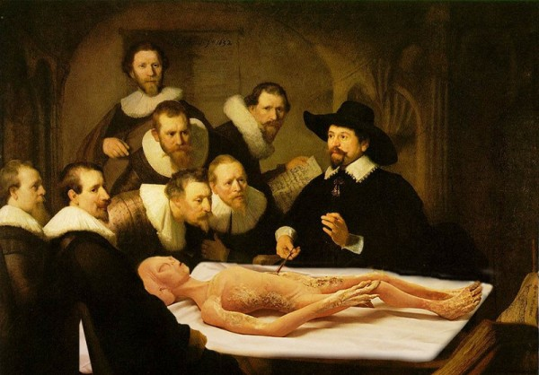 Картинки по запросу картина анатомия доктора тульпа
