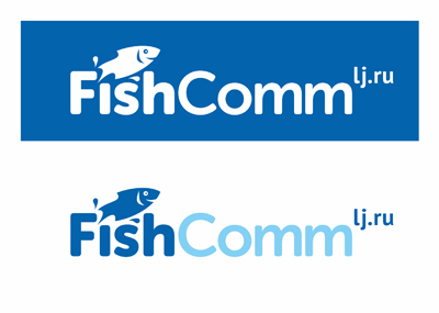 Логотип с интернет-адресом