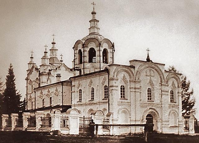 Церковь в которой венчался Федор Михайлович Достоевский