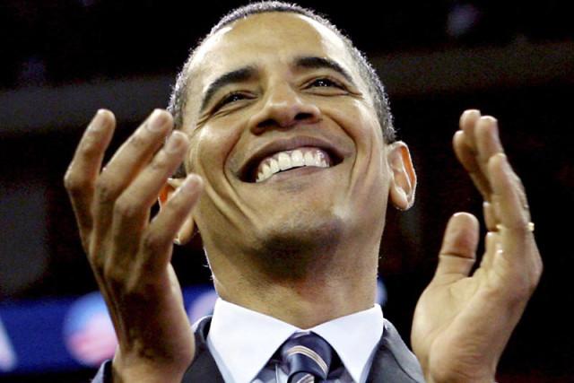 Обама-Избавитель