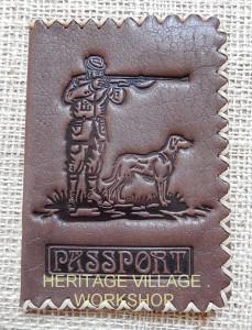 7. Обложка на паспорт охотника