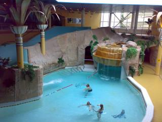 Бассейн в Кариибиа Отель