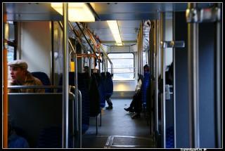 Бесшумно подкрадывающийся трамвай