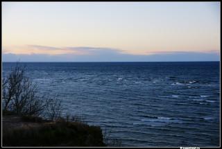 балтийское море. Вид из таллина ;)