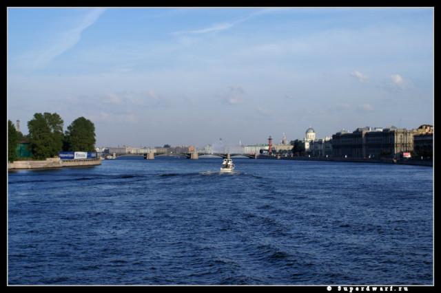 Город с Тучкова моста