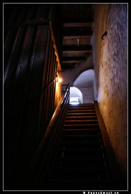 В конце тоннеля