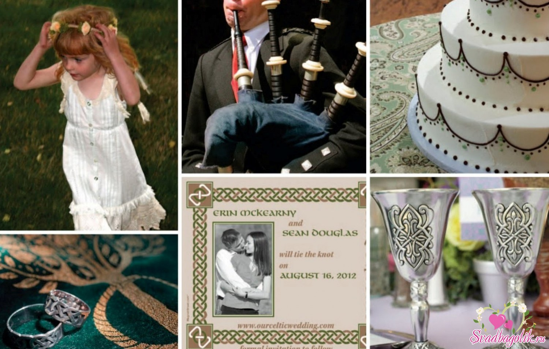свадьба у ирландцев