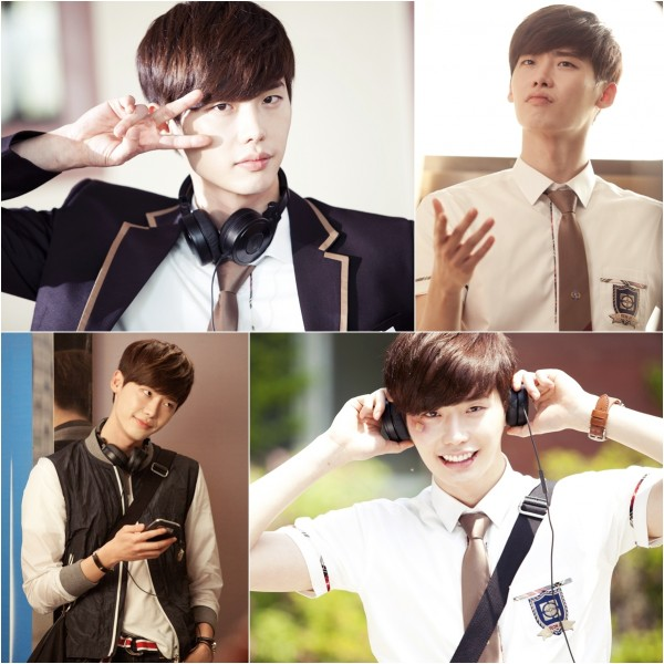 (I Hear Your Voice) Lee Jong Suk, 'Cutie Player' Repeat ...