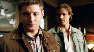 sam and dean look