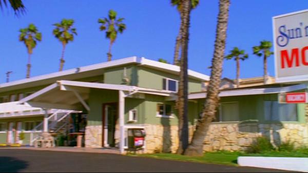 motel setting