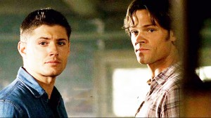 sam and dean at bobby