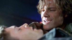 sam holding Dean