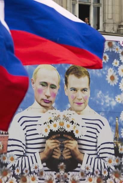Факты из биографии Путина в британском докладе: педофилия, связь с Могилевичем и Тамбовской ОПГ, контроль над наркотрафиком - Цензор.НЕТ 3359