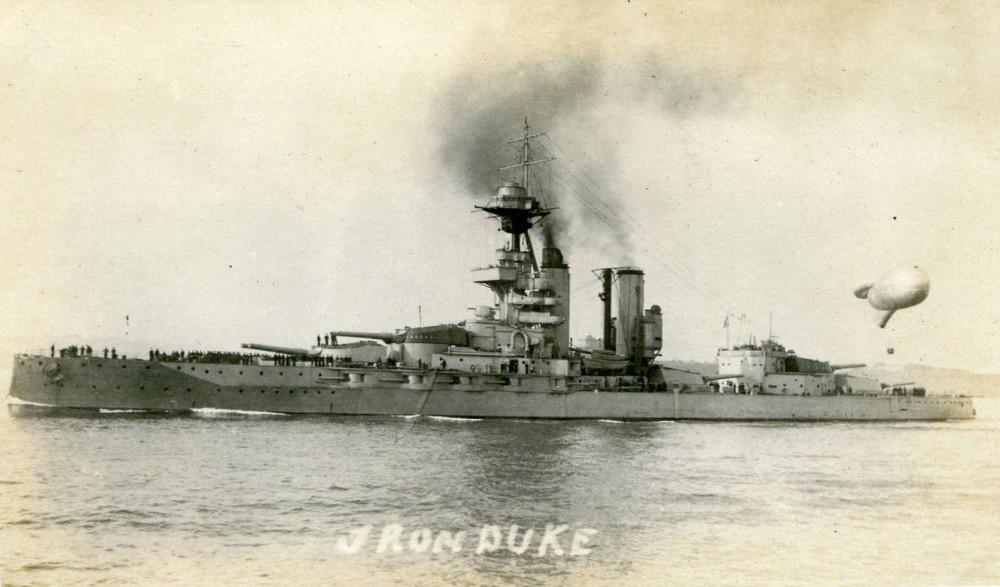 сомнительный Iron Duke.jpg