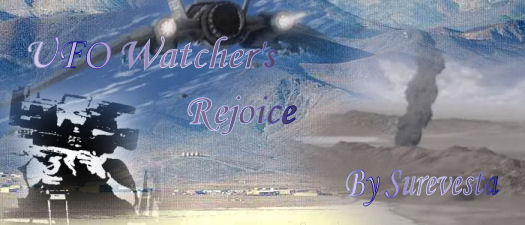 UFO Watcher's Rejoice by Surevesta