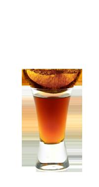 Ром с апельсином и корицей