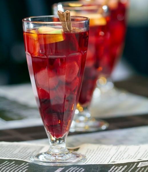 Горячий алкогольный коктейль в домашних условиях